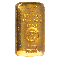 Sztabka złota - Sztabka Au 100g