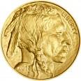 Amerykański Bizon 1 oz. 50 USD - Złota moneta bulionowa American Buffalo