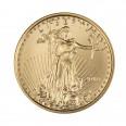 Amerykański Orzeł 1/4 oz. 10 USD - Złota moneta bulionowa American Gold Eagle