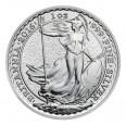 Britannia 1 oz. - Srebrna moneta bulionowa