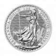 Britannia 1 oz. - Srebrna moneta bulionowa 2021
