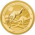 Kangaroo 1/10 oz A$ 15 - Złota moneta bulionowa 2018
