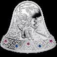 Świąteczny Dzwoneczek, 2 dolary