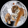 Tygrys syberyjski, 1 dolar, SOS dla świata - Zagrożone gatunki zwierząt