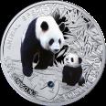 Panda wielka, 1 dolar, SOS dla świata - Zagrożone gatunki zwierząt