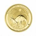 Kangaroo 1/4 oz A$ 25 - Złota moneta bulionowa 2019