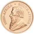 Krugerrand 1/4 oz. - Złota moneta bulionowa