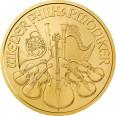 Filharmonicy Wiedeńscy 1/2 oz. - Złota moneta bulionowa