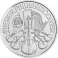 Liść klonowy 1 oz. Ag - moneta bulionowa