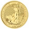 Britannia 1 oz. - Złota moneta bulionowa 2021